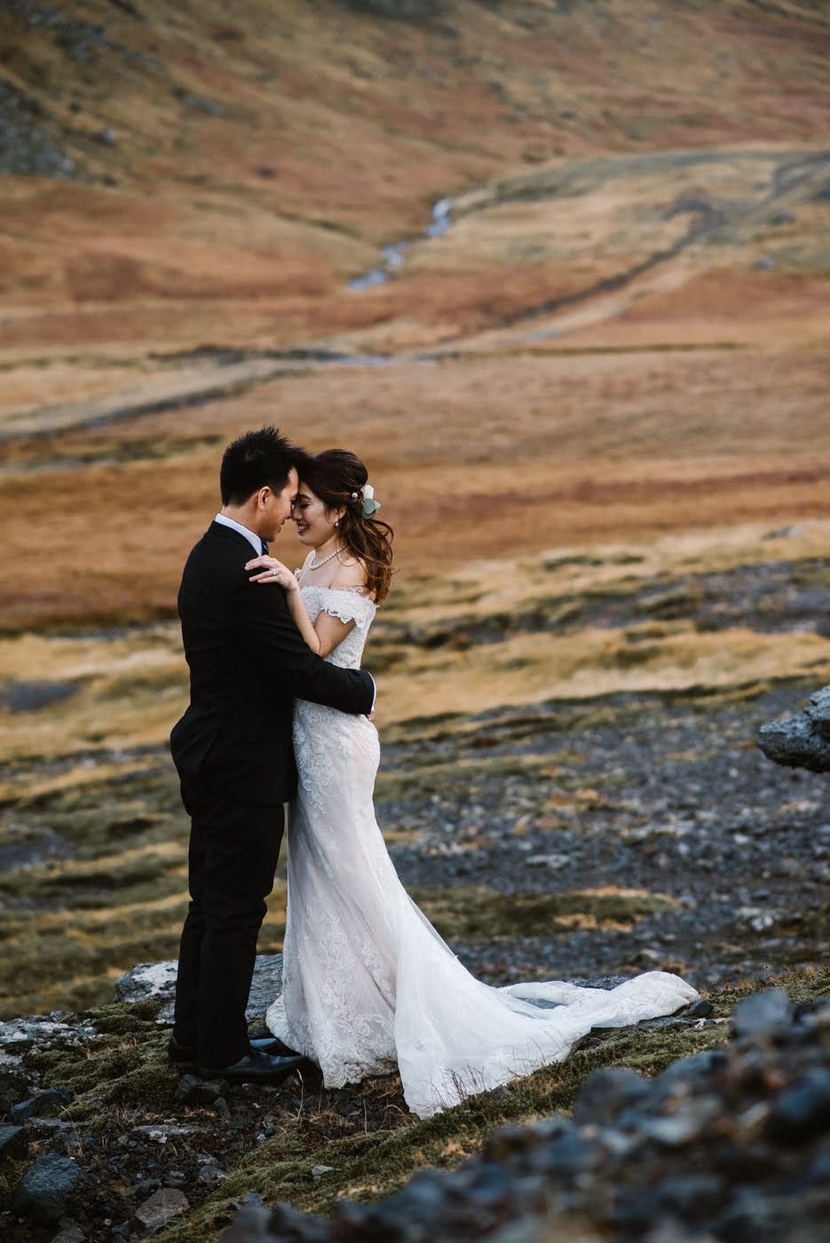 elopement in iceland in september
